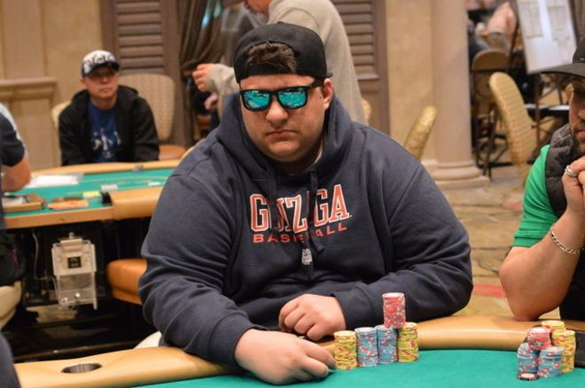 Harrison Dobin brings the short stack to the Rio.
