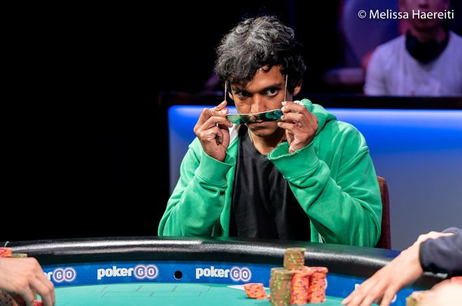 Upeshka De Silva disqualified from the World Series of Poker (WSOP) Main Event Final Table due to a positive COVID-19 test
