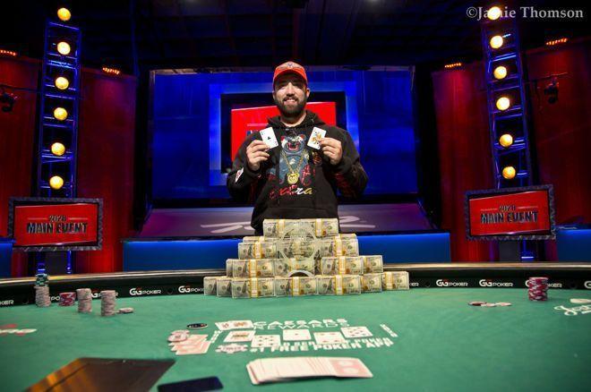 Joseph Hebert wint Amerikaanse 2020 WSOP Main Event