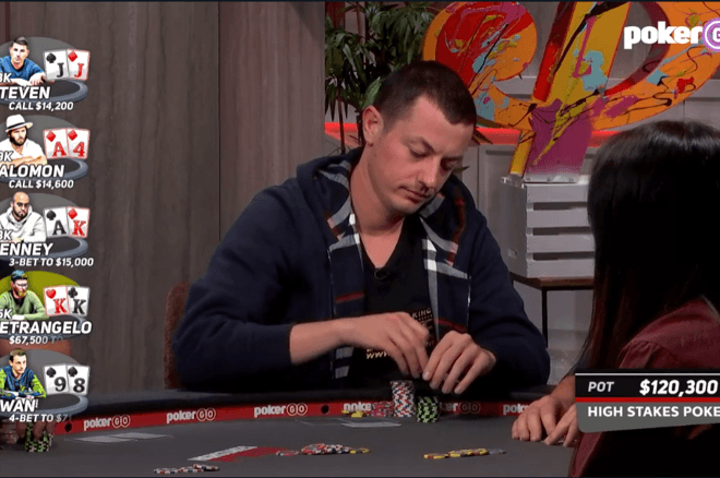 High Stakes Poker aflevering 3