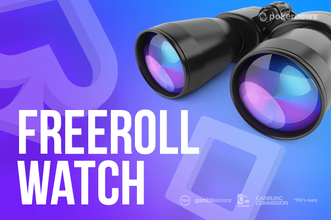 Kickstart your 2021 and boost your bankroll with this selection of freerolls!