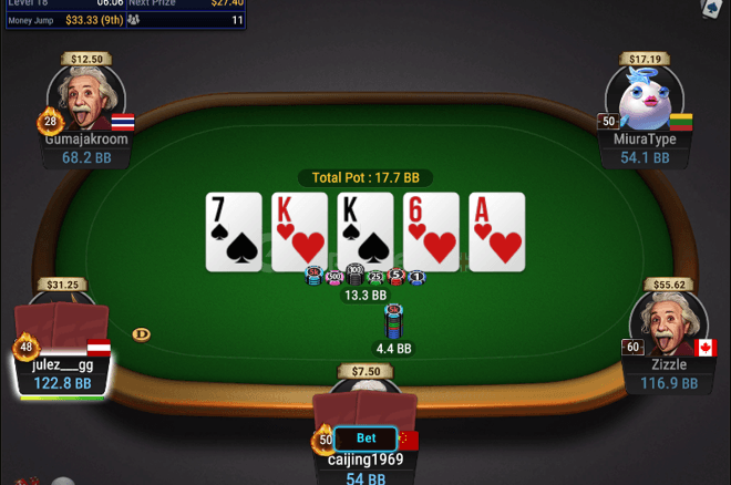 Brush up on your Short Deck Bounty skills to crush at the GGPoker online tables