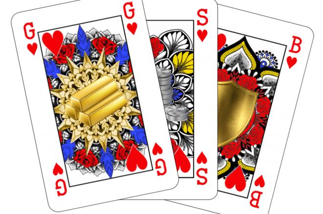 GSB playingcards