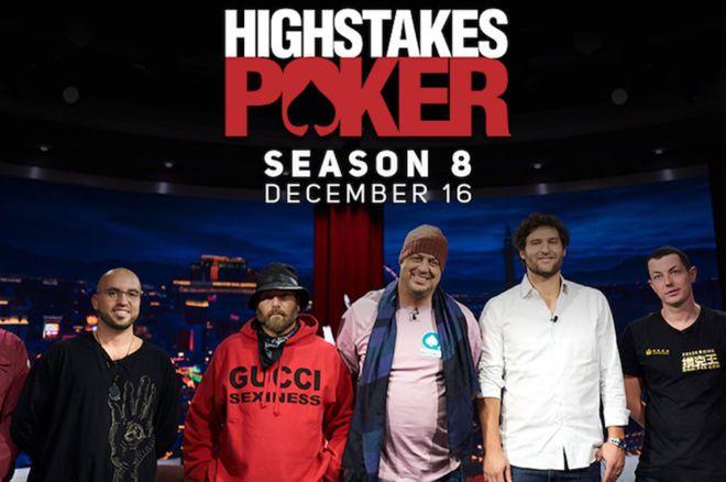 High Stakes Poker Season 8