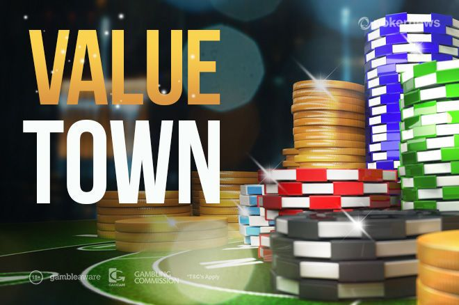 Value Town: Pemanasan partypoker KO Series