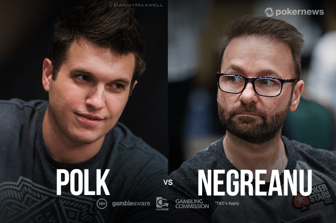 Polk tegen Negreanu