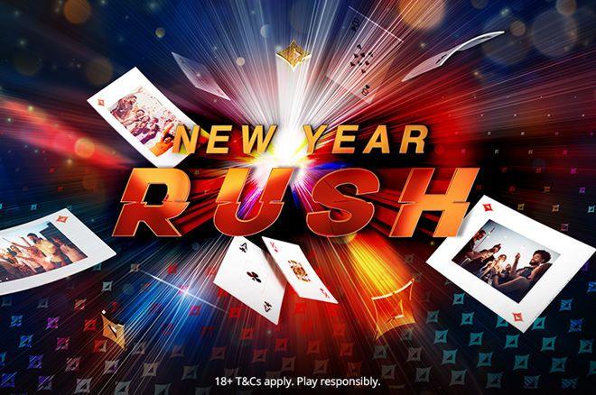 NEW YEAR RUSH partypoker
