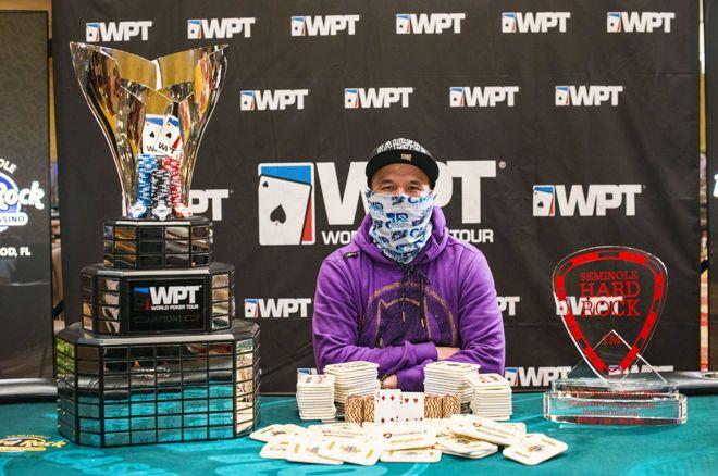 Ilyas Muradi menang setelah tabel final WPT yang panjang.