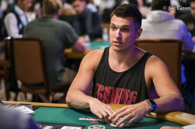 Doug Polk chose to play his pocket eights aggressively.