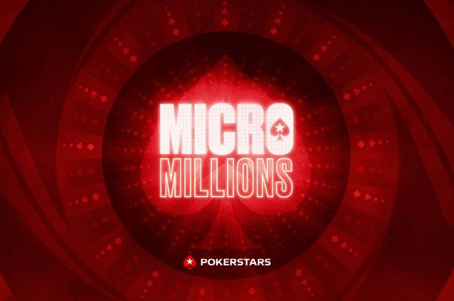 MicroMillions na PokerStars Portugal