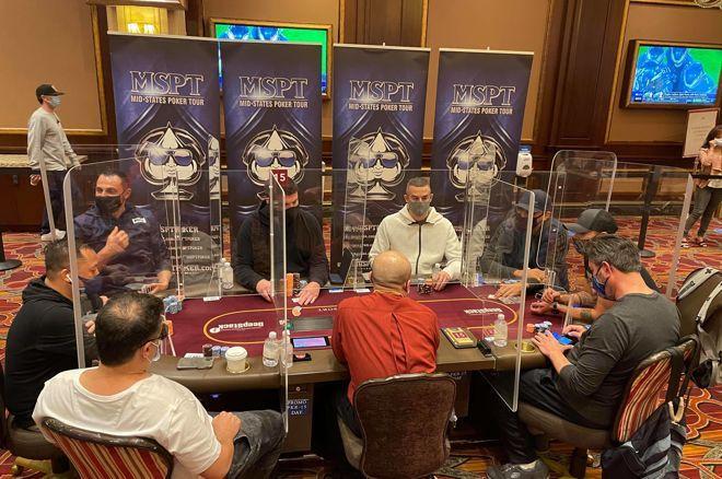 MSPT Venetian Poker Bowl V