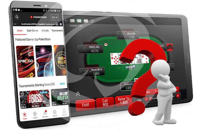 Pokerstars blokada