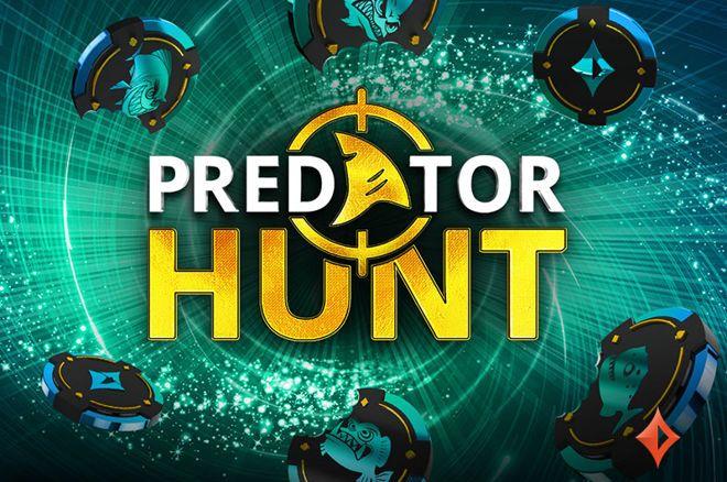 The partypoker Predator Hunt