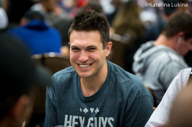 Doug Polk has $1.2M reasons to smile.