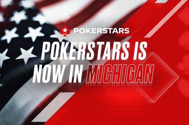 MICHIGAN pokerstars