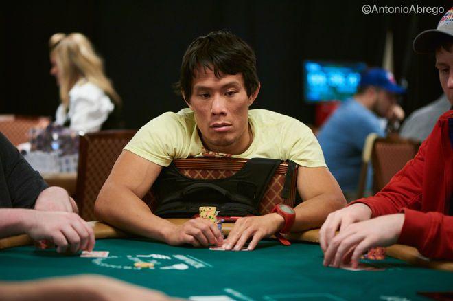 ترنس چان معتقد است که توسط PokerShares مورد ظلم واقع شده است.