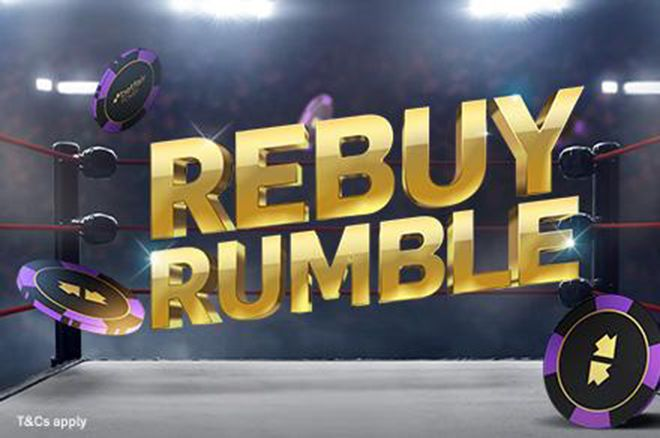 Betfair Poker Rebuy Rumble