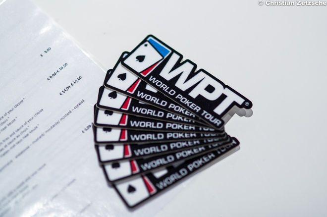 WPT برای یک جشنواره کامل به یک برنامه مستقر در آسیا می آید.