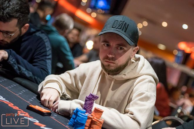 partypoker Ambassador Patrick Leonard is looking forward to an exciting MILLIONS Online this month on partypoker