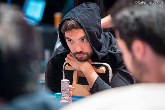 Timothy Adams partypoker MILLIONS Online