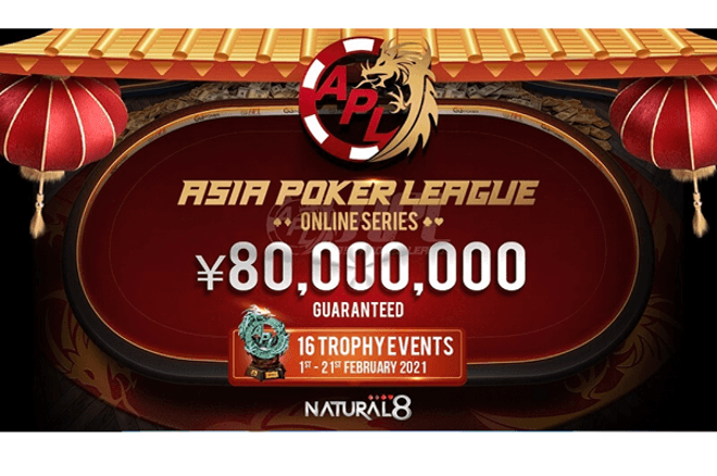 Nine champions have been crowned so far in the Asia Poker League. Check out the round-up and find out what's left on the schedul