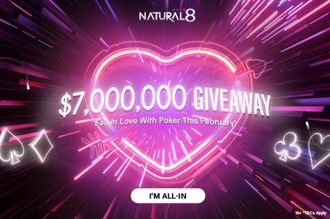 There's still time to take advantage of Natural8's $7,000,000 Giveaway all this month!