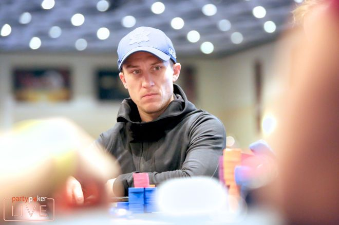 Daniel Dvoress partypoker MILLIONS Online Main Event Day 1a