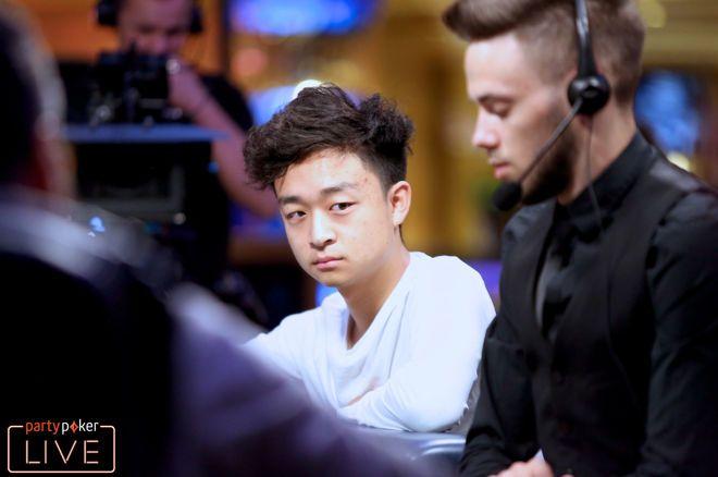 Chi Zhang partypoker MILLIONS Online