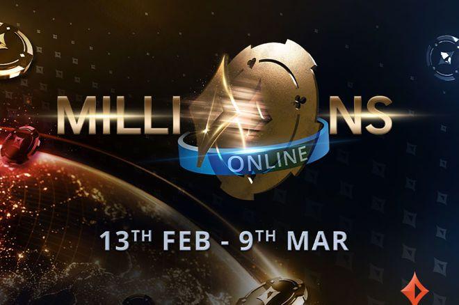 partypoker MILLIONS Online