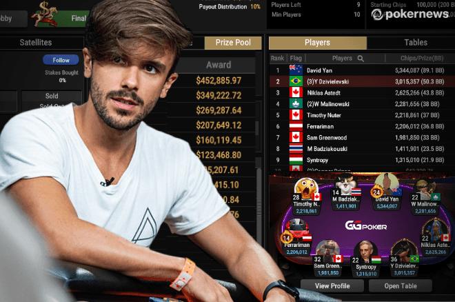 Yuri Martins na FT do Super MILLION$ - US$ 452.886 para o campeão [AO VIVO]