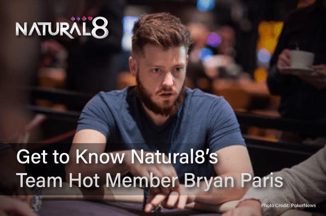 Natural8 Ambassador Bryan Paris