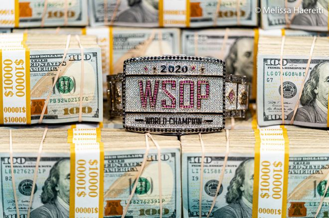 The 2020 WSOP Main Event will air soon on ESPN2.