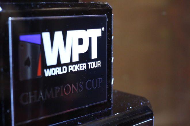 The WPT ran a unique, app-based event.