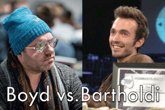 Dutch Boyd vs. Joe Bartholdi