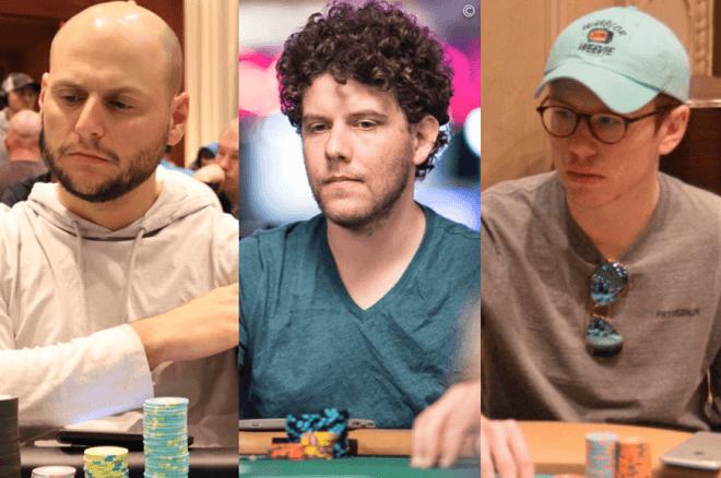 Daniel Buzgon, Ari Engel, dan Derek Sudell