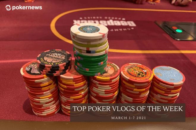 PokerNews echa un vistazo a algunos de los últimos vlogs de póquer.  ¡Háganos saber si nos perdimos alguno de sus favoritos!