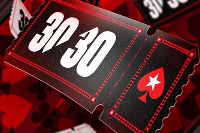 30/30 Pokerstars