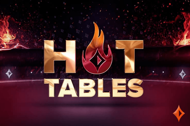 Hot Tables do partypoker