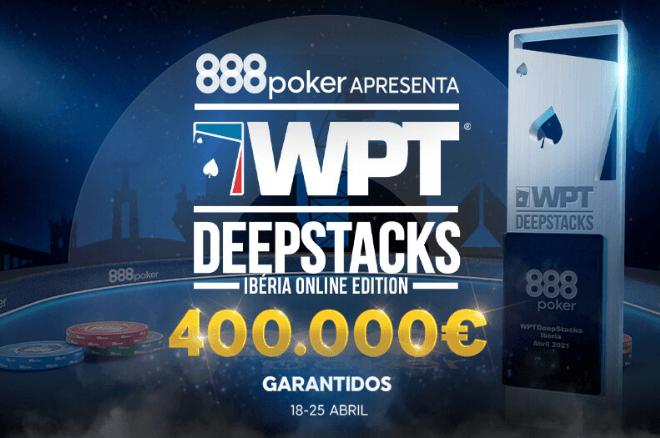 WPTDeepStacks Online na 888poker Portugal