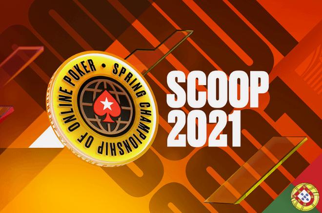 SCOOP 2021 na PokerStars Portugal