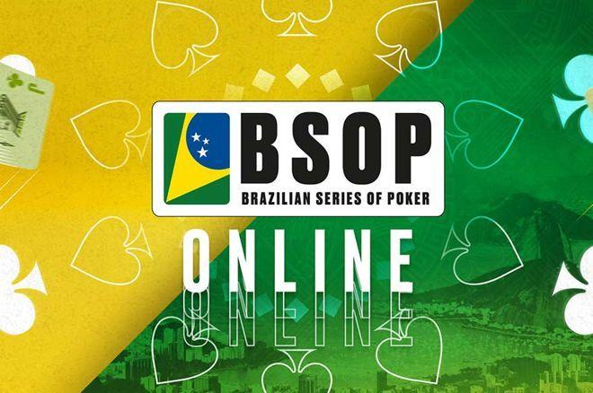 Cronograma BSOP Online 4: Mais de US$ 1,5M GTD entre 24 e 29 de março no PokerStars