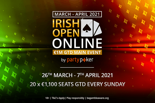 2021 Irish Open Online partypoker