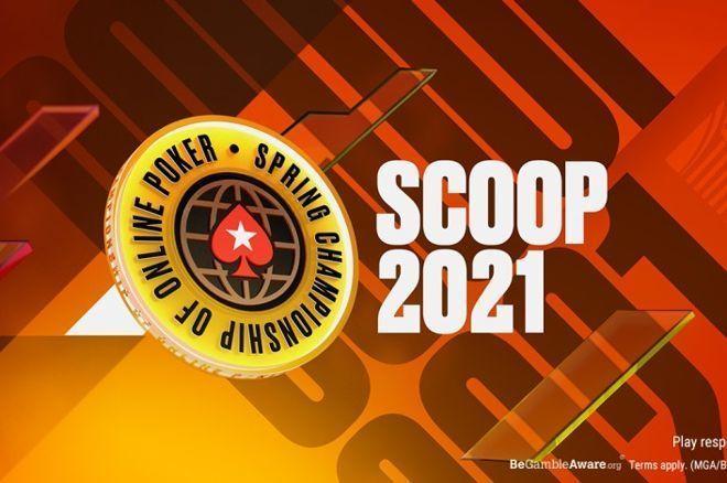 2021 PokerStars SCOOP
