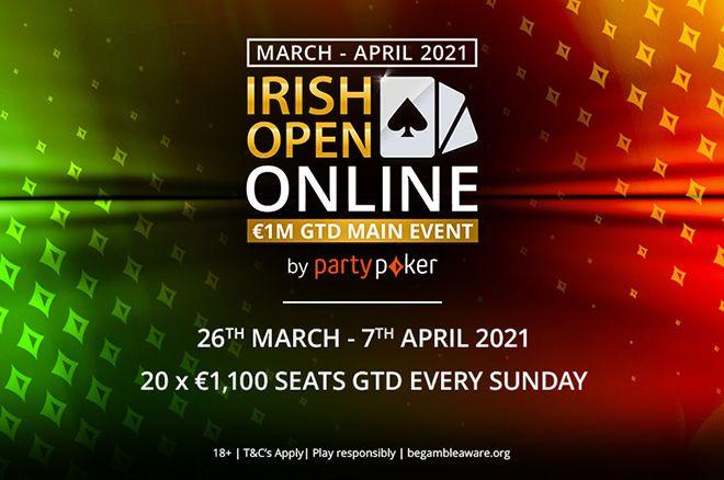 Philip Baker - Irish Open