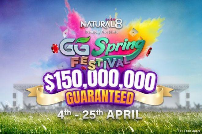 Natural8 GG Spring Festival