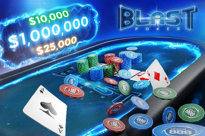 888poker BLAST Jackpot Sit & Go