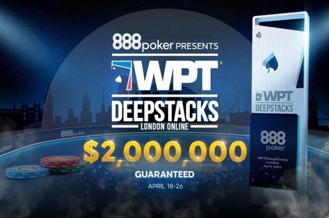 888poker WPTDeepStacks London