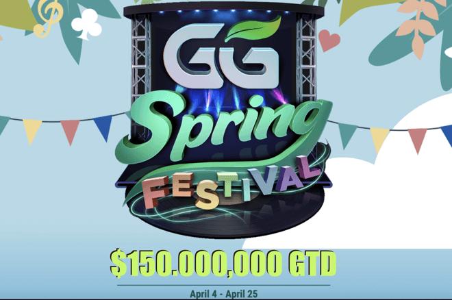 GGPoker Spring Festival