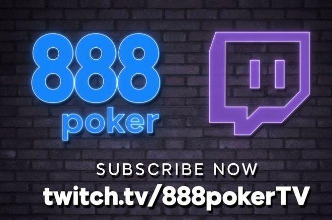 888pokerTV Twitch
