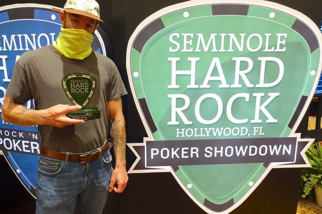 Michael Casson and Andrew Heckman made a deal in the biggest event thus far at SHRPO.